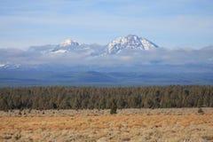 Geloof en Hoop in de Cascades Stock Fotografie