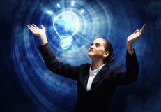 Geloof in succes Royalty-vrije Stock Afbeelding