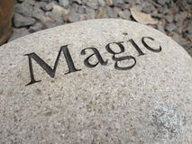 Gelooft u in Magisch? Royalty-vrije Stock Fotografie