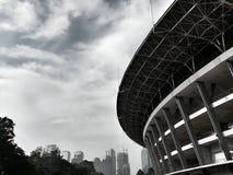 Gelora Bung Karno Stadium. GBK Stadium Jakarta biggest sports centre Stock Images