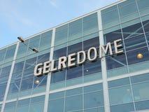 GelreDome Vitesse Arnhem, Nederländerna Royaltyfri Foto