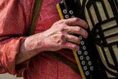 Geluid weg, harmonika! stock foto's
