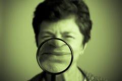 Geluk en psychologie stock foto's