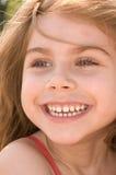 Geluk van kinderjaren Stock Afbeeldingen