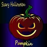 Gelukkig Afschuwelijk Halloween Royalty-vrije Stock Afbeelding