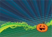Gelukkig Halloween royalty-vrije illustratie