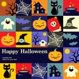 Gelukkig Halloween Stock Afbeelding
