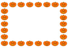 Gelukkig Halloween! Royalty-vrije Stock Foto's