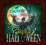 Gelukkig Halloween Stock Foto