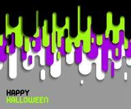 Gelukkig Halloween Stock Afbeeldingen