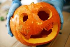 Gelukkig Halloween Royalty-vrije Stock Foto