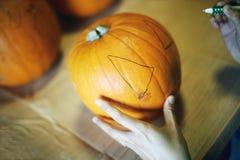 Gelukkig Halloween Royalty-vrije Stock Fotografie