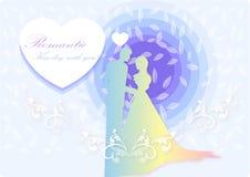Gelukkig Huwelijk Royalty-vrije Stock Afbeelding