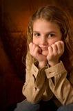 Gelukkig meisje Stock Fotografie