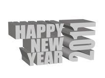 Gelukkig nieuw jaar Royalty-vrije Stock Afbeelding