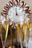 Gelukkig nieuw jaar! Stock Foto