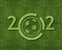 Gelukkig nieuw jaar 2012 Royalty-vrije Stock Fotografie