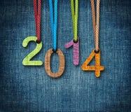 Gelukkig Nieuw jaar Stock Afbeeldingen