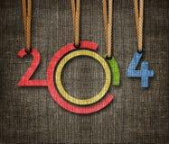 Gelukkig Nieuw jaar Royalty-vrije Stock Afbeeldingen
