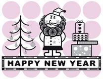 Gelukkig nieuw jaar! stock illustratie