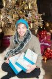 Gelukkig nieuw jaar, Kerstmis, vooravond, partij stock fotografie