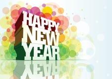 Gelukkig Nieuwjaar! Stock Foto