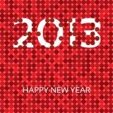 Gelukkig Nieuwjaar 2013 Royalty-vrije Stock Foto's