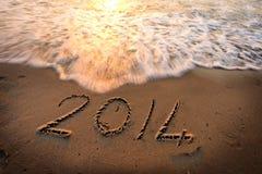 Gelukkig Nieuwjaar Stock Foto