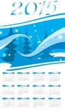Gelukkig Nieuwjaar - 2015 Stock Foto's