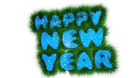 Gelukkig Nieuwjaar Royalty-vrije Stock Foto
