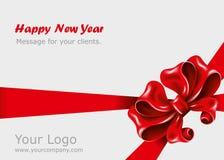 Gelukkig Nieuwjaar Royalty-vrije Stock Afbeelding