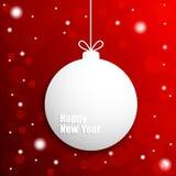 Gelukkig Nieuwjaar Royalty-vrije Stock Foto's