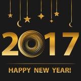 Gelukkig Nieuwjaar, Royalty-vrije Stock Afbeelding