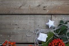 Gelukkig Nieuwjaar en Vrolijke Kerstmis Achtergrond Royalty-vrije Stock Afbeelding