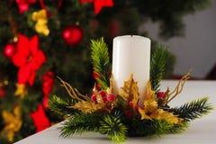 Gelukkig Nieuwjaar, nieuw jaarbehang, Kerstmis Stock Foto's