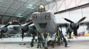 Gelukkig oorlogsvliegtuig Royalty-vrije Stock Afbeeldingen