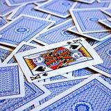 Gelukkig spel Stock Foto's