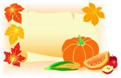 Gelukkig Thanksgiving day! Stock Foto