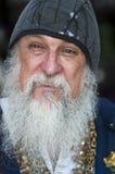 Gelukkige baard Stock Foto