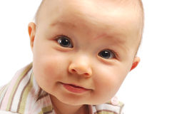 Gelukkige baby #21 Royalty-vrije Stock Foto