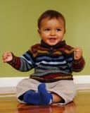 Gelukkige Baby royalty-vrije stock fotografie