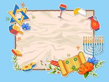 Gelukkige Chanoeka, Joodse vakantieachtergrond