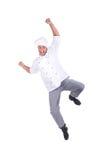 Gelukkige chef-kok Royalty-vrije Stock Afbeeldingen