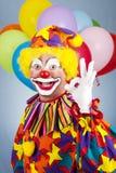 Gelukkige Clown - AOkay stock afbeelding