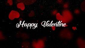 Gelukkige Dag Valentineâs royalty-vrije illustratie