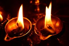 Gelukkige Diwali Royalty-vrije Stock Afbeelding