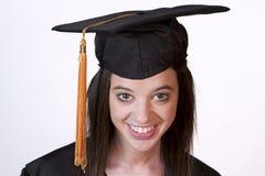 Gelukkige Grad Stock Afbeelding