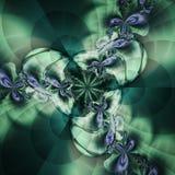 Gelukkige Groen Vector Illustratie