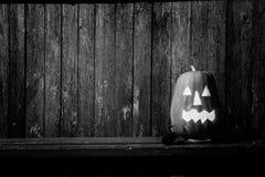 Gelukkige Halloween-achtergrond Royalty-vrije Stock Afbeeldingen