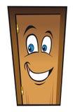 Gelukkige het glimlachen deur Stock Afbeeldingen